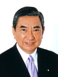 Yohei Kono Former President of Japan Association of Athletics Federations(JAAF)