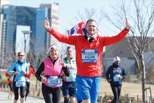 application for tokyo marathon friendship run 2018 is now open